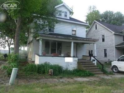 707 Atwood, Flint, MI 48503 - MLS#: 5021396169