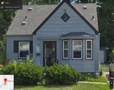 9986 Vaughan Street, Detroit, MI 48228 - MLS#: 5031377239