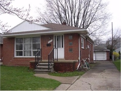 6796 Norwood, Allen Park, MI 48101 - MLS#: 52031345567