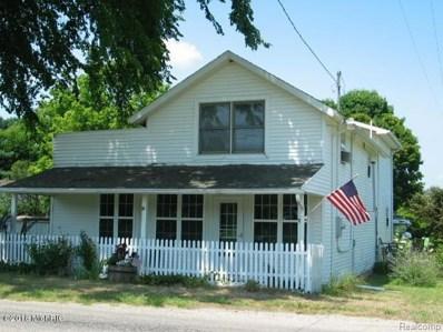 12980 N Adams Rd, Wheatland Twp, MI 49220 - MLS#: 53018039470