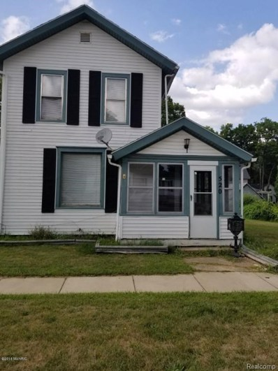 520 Washington St, Albion City, MI 49224 - MLS#: 53018039778