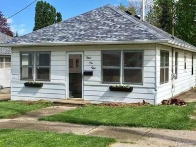 818 Virginia Street, Jackson, MI 49202 - MLS#: 543253486