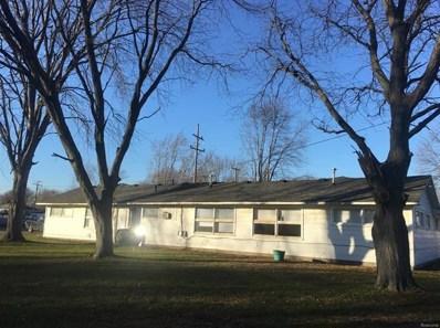 1754 Parkwood, Ypsilanti, MI 48198 - MLS#: 543254323