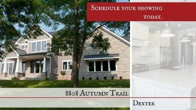 8808 Autumn Trail, Webster Twp, MI 48130 - MLS#: 543254357