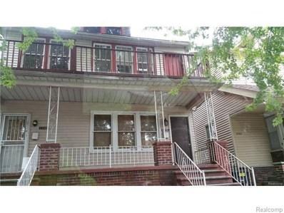 2344 Oakdale Street, Detroit, MI 48209 - MLS#: 543254792