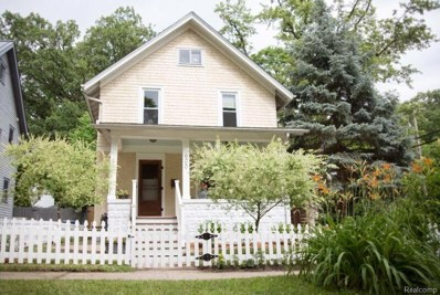 800 Gott Street, Ann Arbor, MI 48103 - MLS#: 543254996