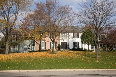 3457 Burbank Drive, Ann Arbor, MI 48105 - MLS#: 543255407