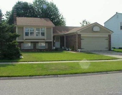 5729 New Meadow Drive, Ypsilanti Township, MI 48197 - MLS#: 543255434