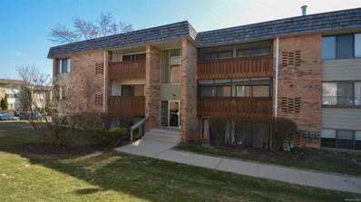 1255 S Maple Road UNIT 201, Ann Arbor, MI 48103 - MLS#: 543255501