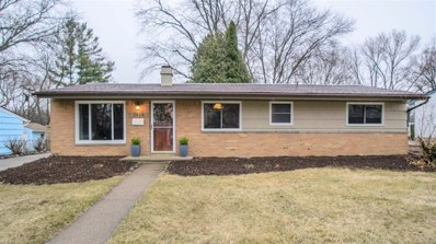 2824 Canterbury Road, Ann Arbor, MI 48104 - MLS#: 543255516