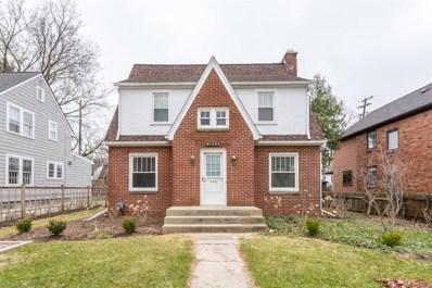 1508 Shadford Road, Ann Arbor, MI 48104 - MLS#: 543255542