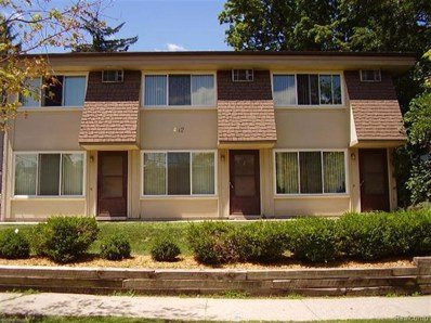 442 S First Street UNIT 5, Ann Arbor, MI 48103 - MLS#: 543255650