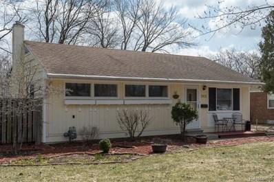 2421 Pinecrest, Ann Arbor, MI 48104 - MLS#: 543255686