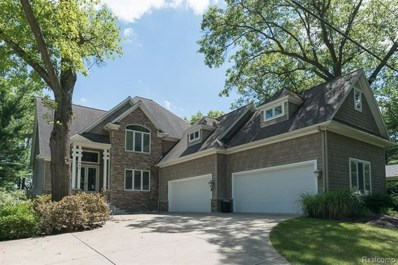 355 Highland Drive, Grass Lake Twp, MI 49201 - MLS#: 543255860