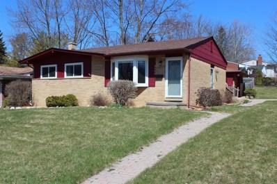2202 Faye Drive, Ann Arbor, MI 48103 - MLS#: 543255903