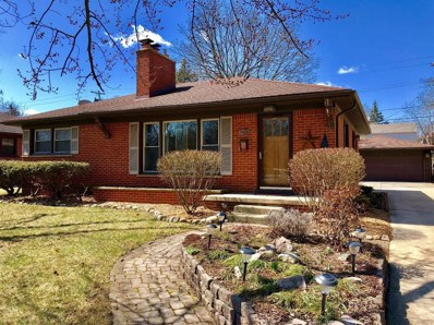 1452 Kirtland Drive, Ann Arbor, MI 48103 - MLS#: 543255945