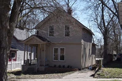 711 N Congress, Ypsilanti, MI 48197 - MLS#: 543255949