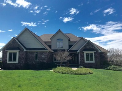 8160 Trail Ridge, Webster Twp, MI 48130 - MLS#: 543255968