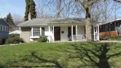 815 Sunrise Court, Ann Arbor, MI 48103 - MLS#: 543256037