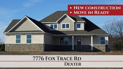 7776 Fox Trace Road, Webster Twp, MI 48130 - MLS#: 543256052