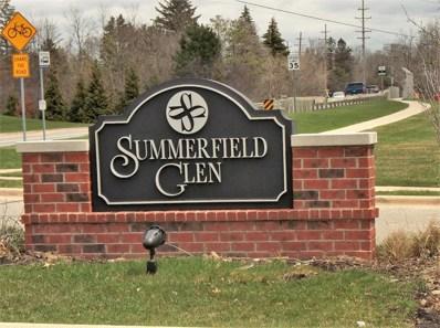 958 W Summerfield Glen Circle UNIT 93, Scio Twp, MI 48103 - MLS#: 543256323