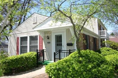2990 Whittier Court, Ann Arbor, MI 48104 - MLS#: 543256524