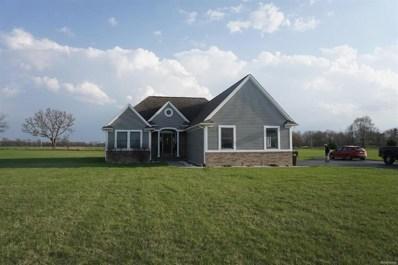 12107 Harvest Drive, Grass Lake, MI 49240 - MLS#: 543256655