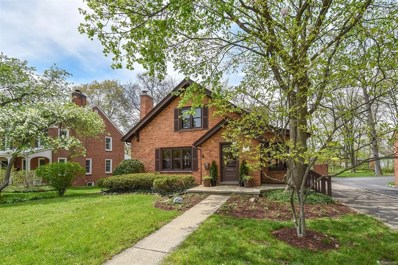 1488 Maywood Avenue, Ann Arbor, MI 48103 - MLS#: 543256764