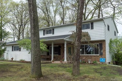 1600 W High Street, Summit Twp, MI 49203 - MLS#: 543256784