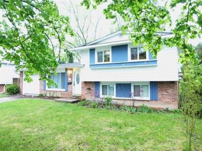 2808 Brandywine Drive, Ann Arbor, MI 48104 - MLS#: 543256954