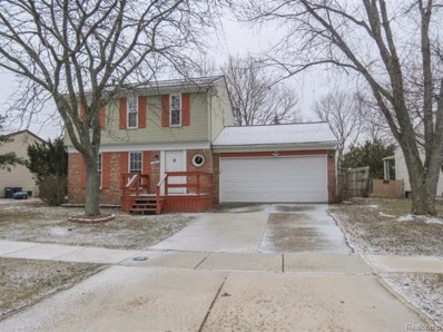 5711 New Meadow Drive, Ypsilanti, MI 48197 - MLS#: 543256956