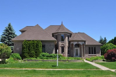 4409 Lakeside Court, Pittsfield Twp, MI 48108 - MLS#: 543256976