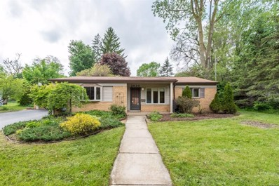 2620 Hampshire Road, Ann Arbor, MI 48104 - MLS#: 543257028