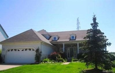 5127 Blue Spruce Drive, Pittsfield, MI 48197 - MLS#: 543257099