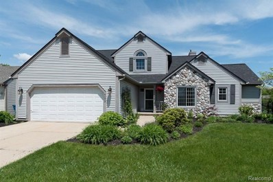4055 Rolling Meadow Lane, Pittsfield Twp, MI 48197 - MLS#: 543257162