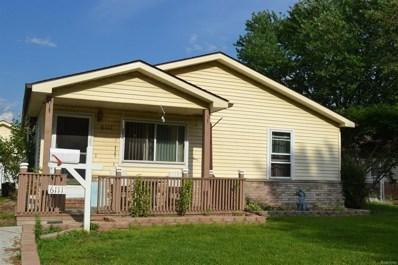 6111 Dean Street, Taylor, MI 48180 - MLS#: 543257329