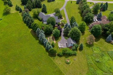 8819 Webster Hills Road, Webster Twp, MI 48130 - MLS#: 543257336