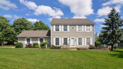 1568 Fall Creek Lane, Pittsfield Twp, MI 48108 - MLS#: 543257734