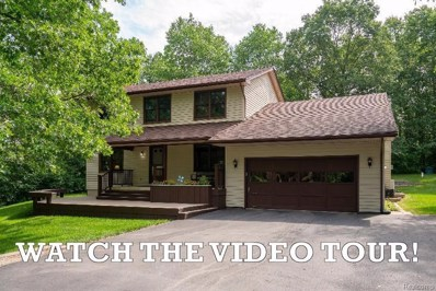 9353 Hidden Lake Circle, Dexter Twp, MI 48130 - MLS#: 543257971