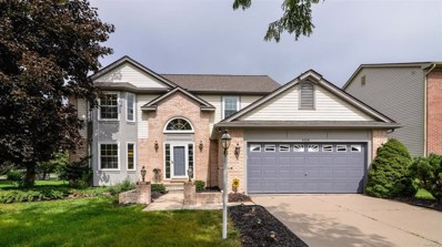 4025 Rolling Meadow Lane, Pittsfield Twp, MI 48197 - MLS#: 543258045