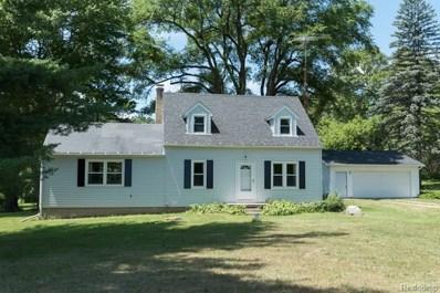 6750 Baldwin, Grass Lake, MI 49240 - MLS#: 543258177
