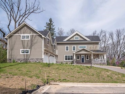 640 Geddes Ridge, Ann Arbor, MI 48104 - MLS#: 543258181
