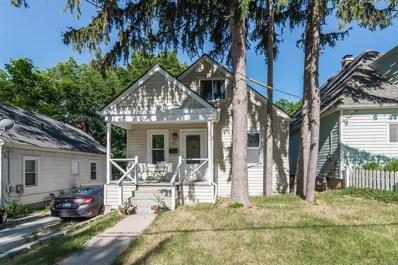 811 Hillcrest Drive, Ann Arbor, MI 48103 - MLS#: 543258324