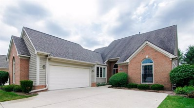1845 Stonebridge Drive, Pittsfield Twp, MI 48108 - MLS#: 543258440