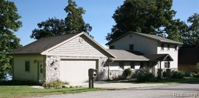 596 Island Heights Drive, Grass Lake Twp, MI 49240 - MLS#: 543258607