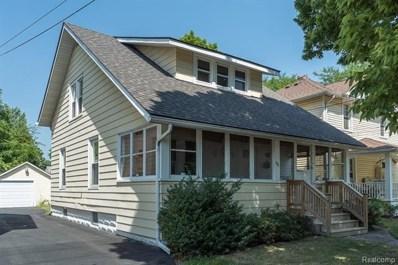 510 Orange Street, Jackson, MI 49202 - MLS#: 543258645