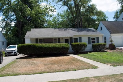 1503 W Cross Street, Ypsilanti, MI 48197 - MLS#: 543258739