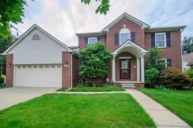 4216 Rolling Meadow Lane, Pittsfield Twp, MI 48197 - MLS#: 543258864
