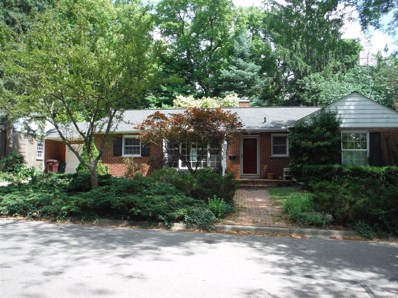 1 Ruthven Place, Ann Arbor, MI 48104 - MLS#: 543258999