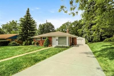1037 Morningside Drive, Ann Arbor, MI 48103 - MLS#: 543259289